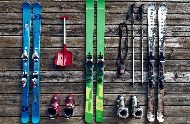 Louez facilement votre matériel de ski à Super Besse