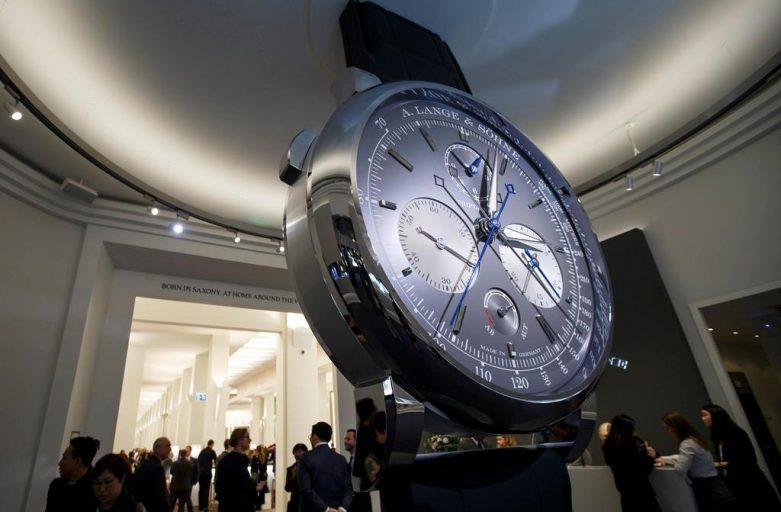 Montres pour hommes: les grandes tendances du Salon de haute horlogerie Genève