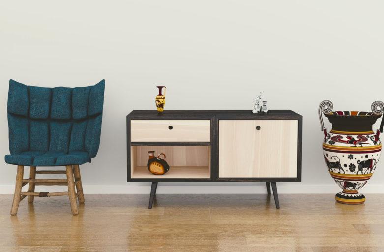 Acheter des meubles dans un magasin à Metz
