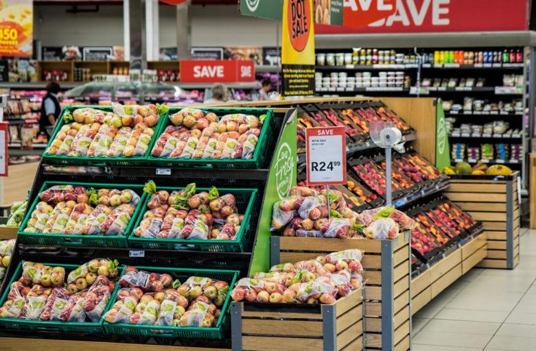 Un e-commerce propose des produits alimentaires de grande qualité
